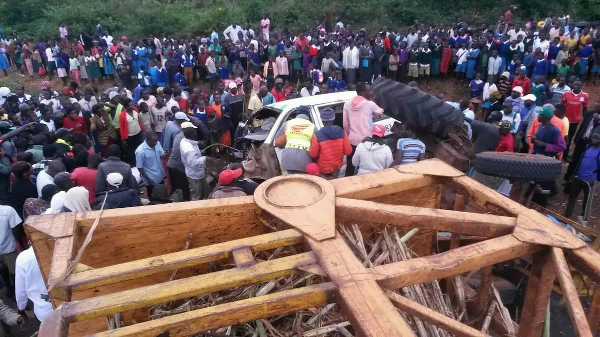 Four people killed in road accident at Kamukywa Bridge where 19 others died in December