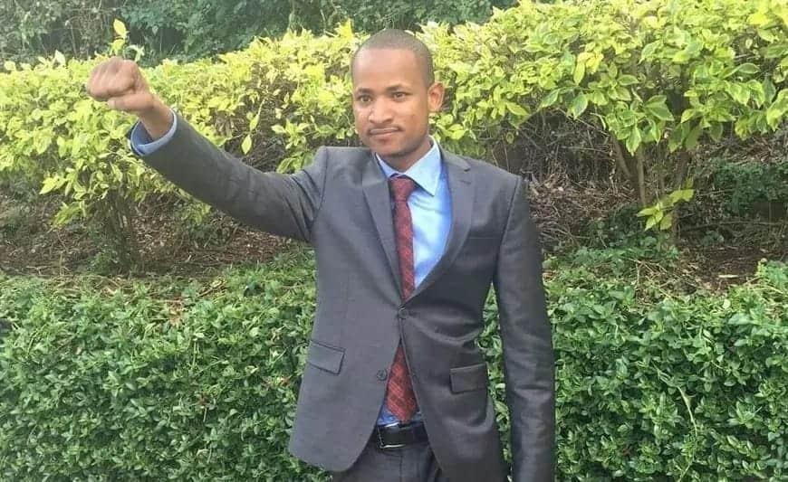 Rais Uhuru Kenyatta ni mchanga sana kustaafu 2022, Babu Owino asema