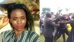 Binti amuaibisha babake kwa kutelekeza familia kupigania mwili wa mwanamke mwingine Bungoma