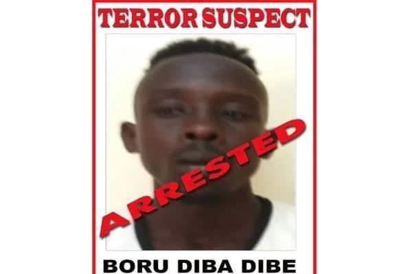 Police arrest dangerous terror suspect