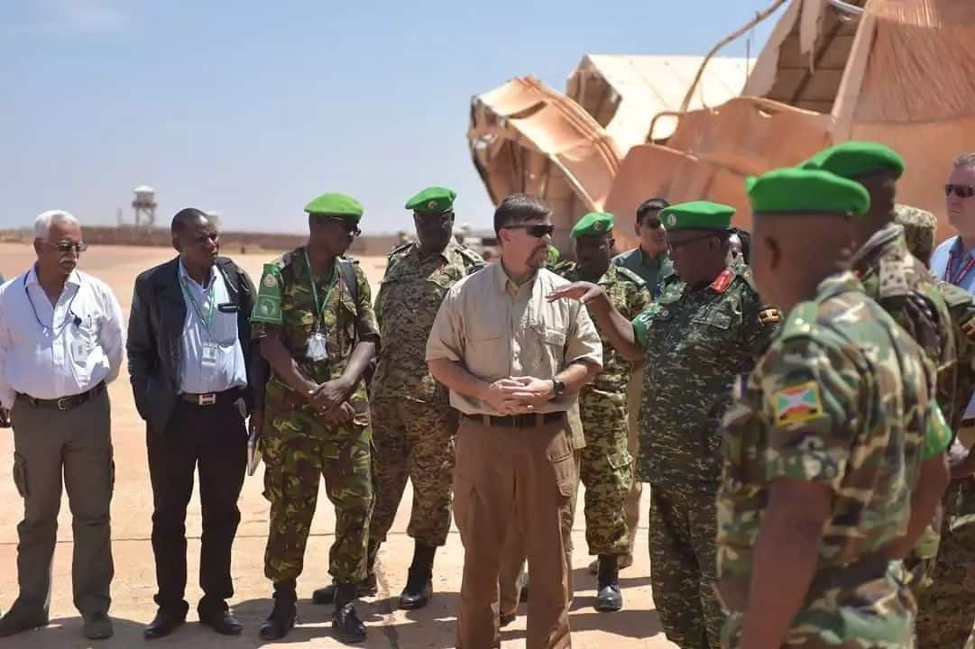 Al-Shabaab militants raid Amisom camp, dozens feared dead