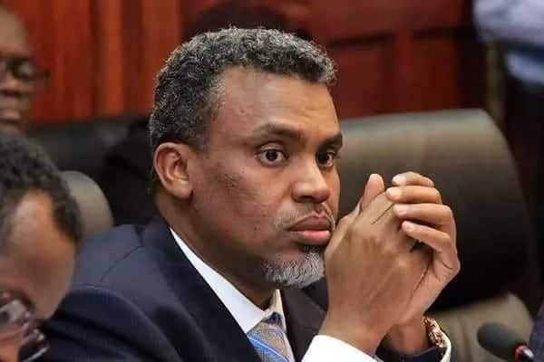 DPP Noordin Haji arrests and charges one of his senior officer