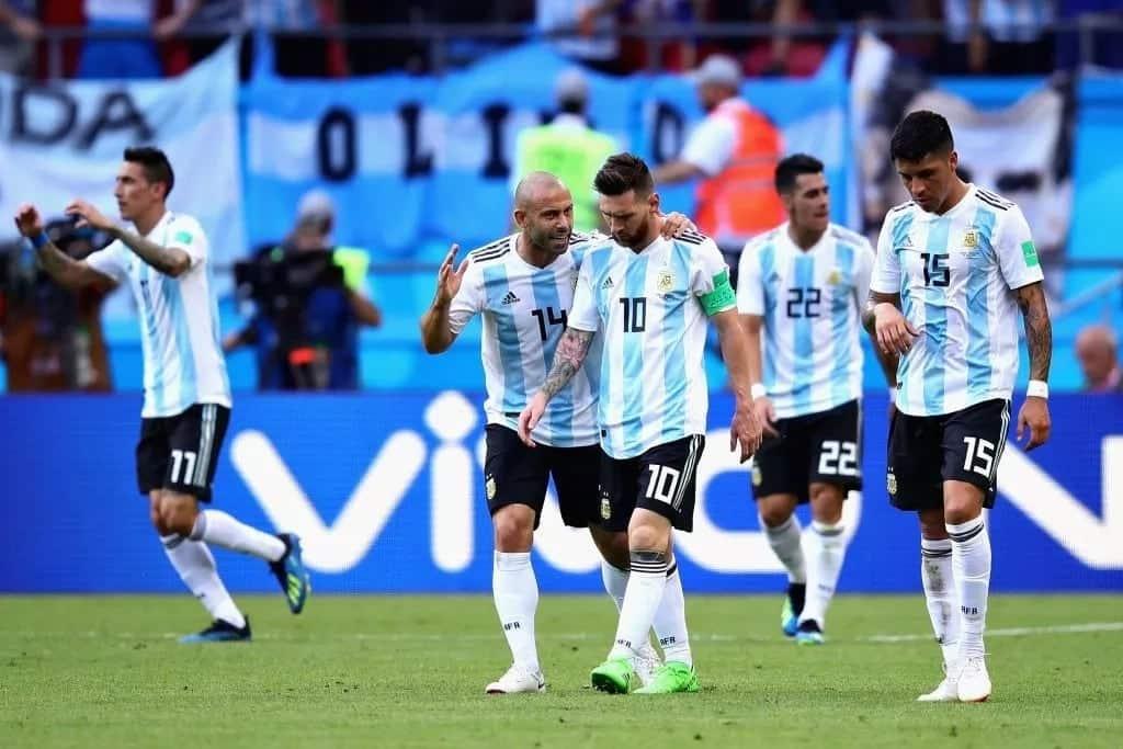 Breaking: Argentina legend Javier Mascherano retires from international football