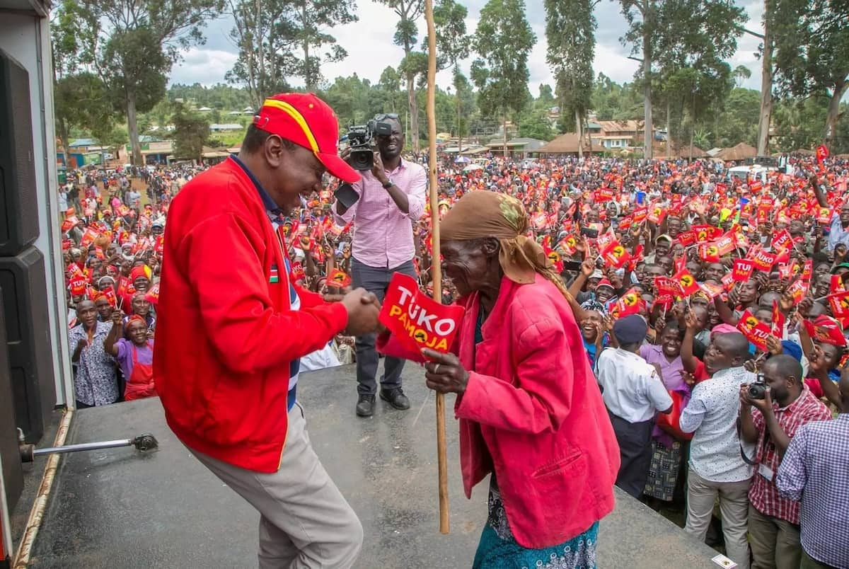 MPs surprised after ex-State House spokesman lists Uhuru as referee in CV