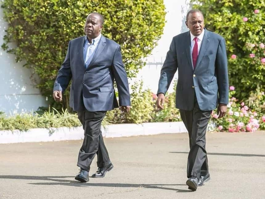 Flamboyant lawyer asks Uhuru to chose between being a dictator or democratically elected president