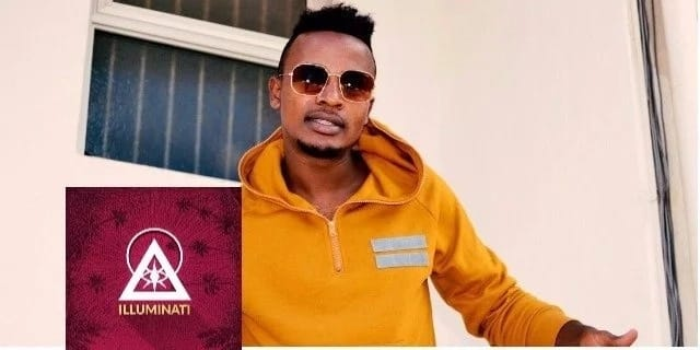 Mombasa based musician confirms joining Illuminati ▷ Tuko co ke