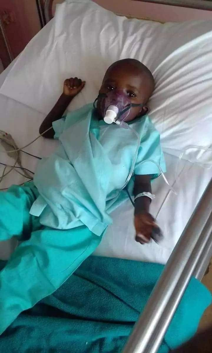 4-year-old has brave heartedly fought a disease that struck her even before she was born. And is still battling it with utmost courage and faith