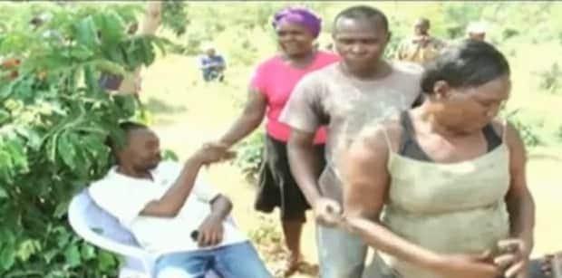 NTV Kenya.