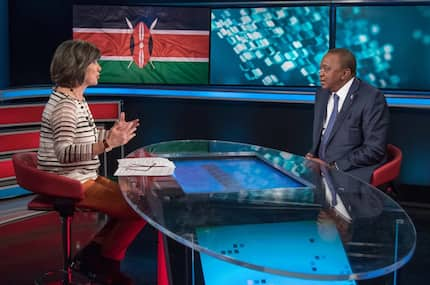 I'm not responsible for lives lost after my victory – Uhuru