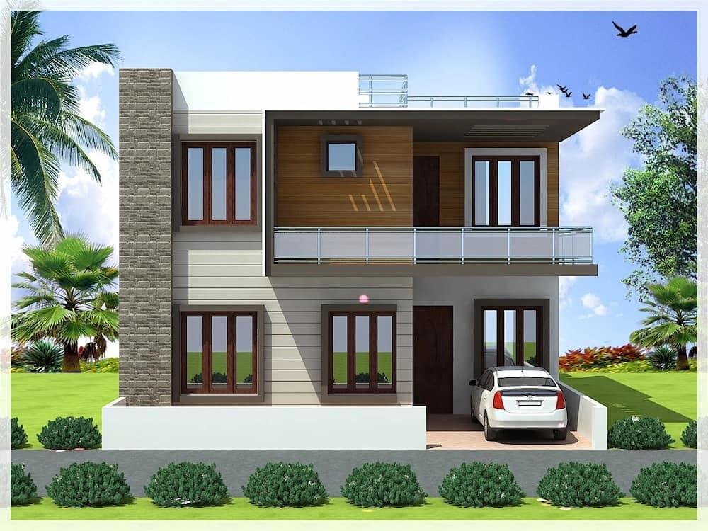 3 bedroom house plans & designs in Kenya Tuko.co.ke