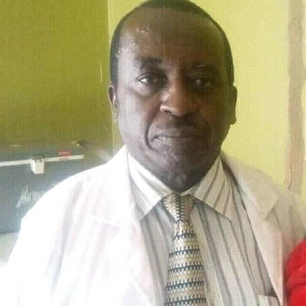 Weird Luhya burial rite only for the elderly and prominent men