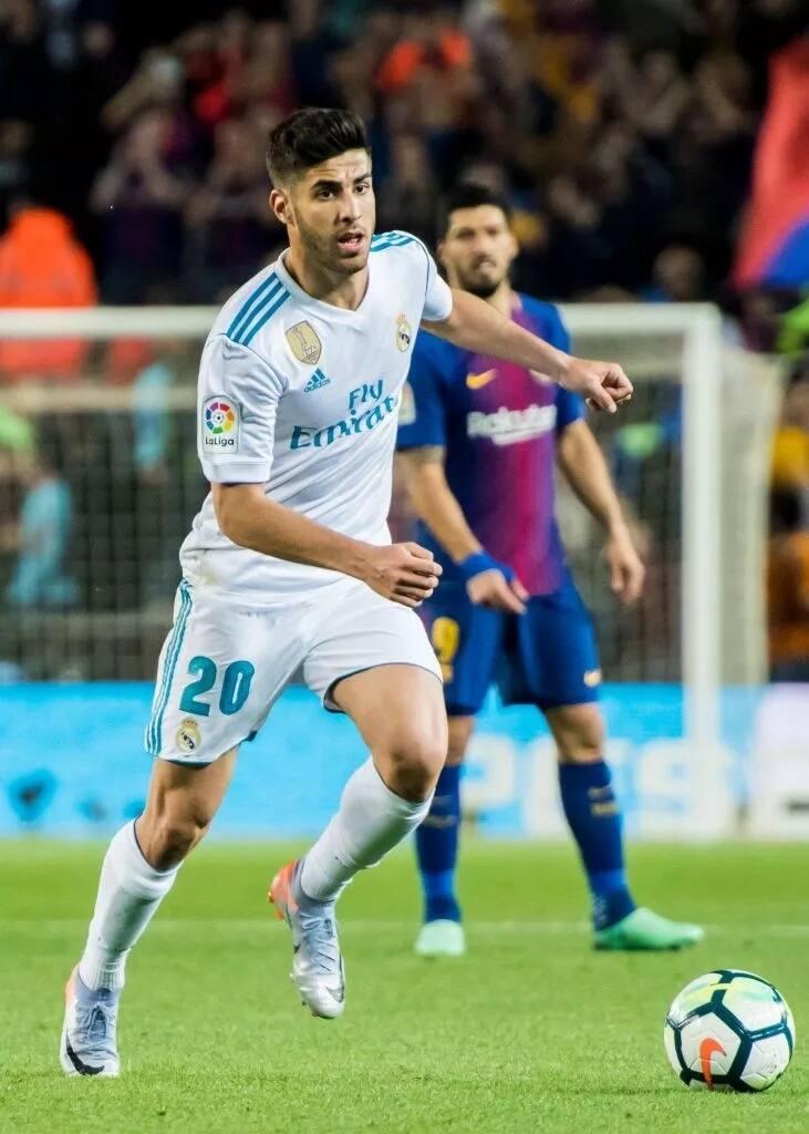 Chelsea propose to swap Marco Asensio for Eden Hazard