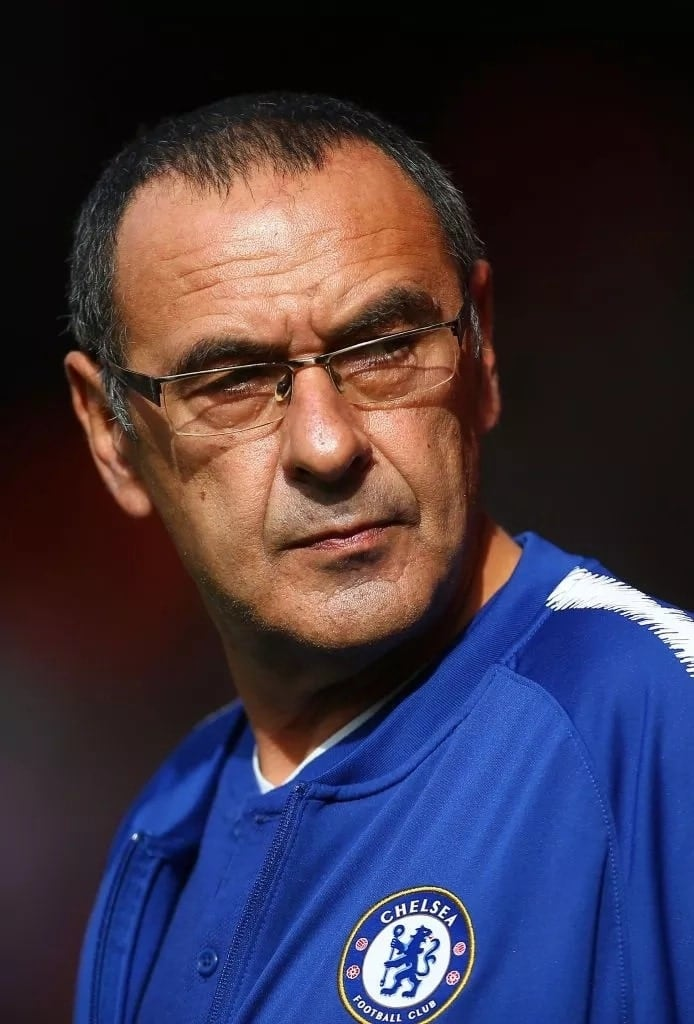 We are talking about a coach who has won everything, he has won everywhere - Maurizio Sarri on Mourinho