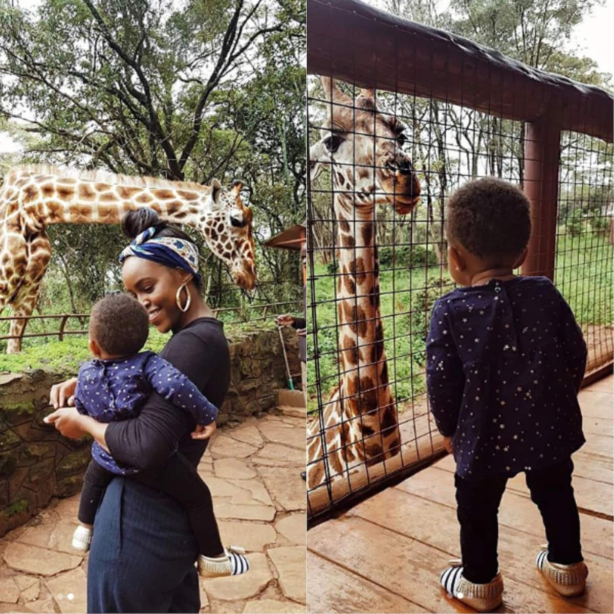 Fashion blogger This is Ess celebrates daughter's birthday months after silent breakup with rich hubby