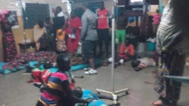 Several dead in mass shooting at a Turkana secondary school
