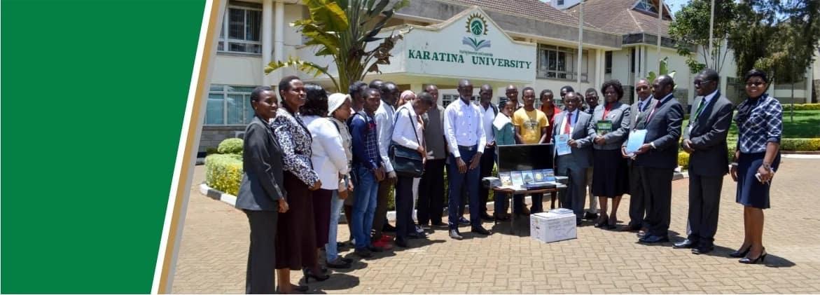 karatina university courses