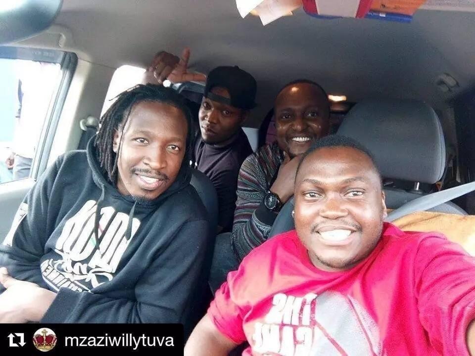 Kutana na DJ mlemavu ambaye humtumbuiza Rais Uhuru Ikuluni.Picha:DJ Euphoric