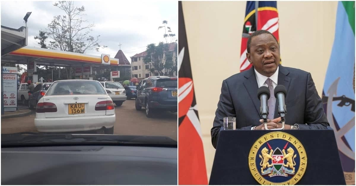 Siaya Senator asks MPs to throw out Uhuru's propasal to reduce 16% fuel levy