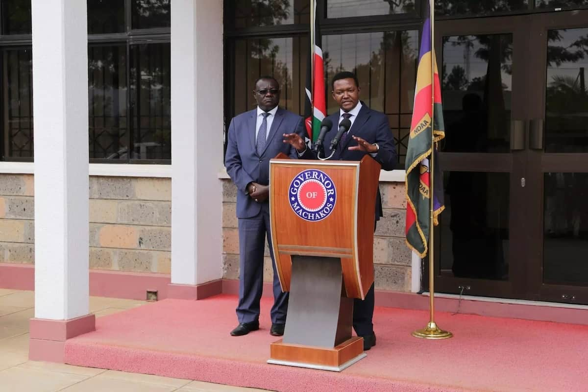 Alfred Mutua was right to join Uhuru's government, wiper now admits