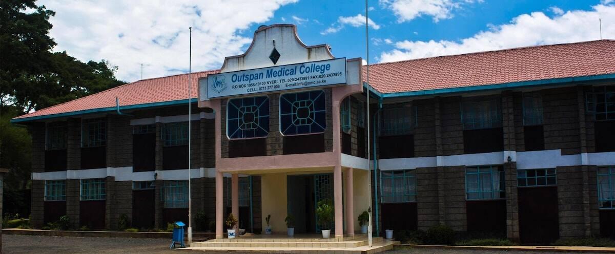 Nursing colleges in Kenya
