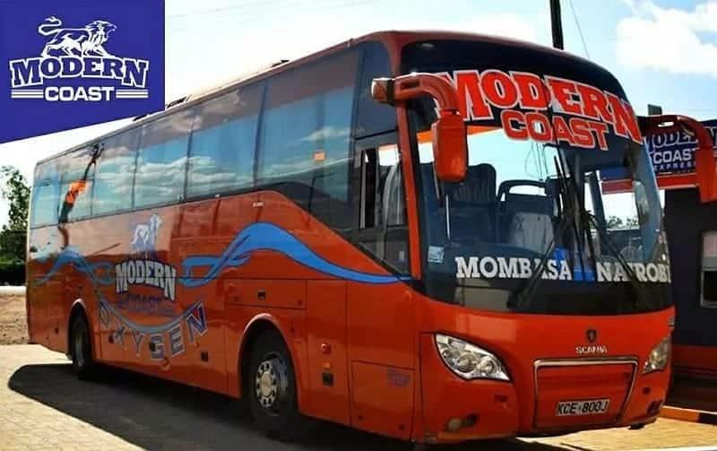 modern coast oxygen bus online booking