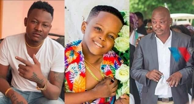 TZ gospel artiste reveals father to her late son who died in Nairobi