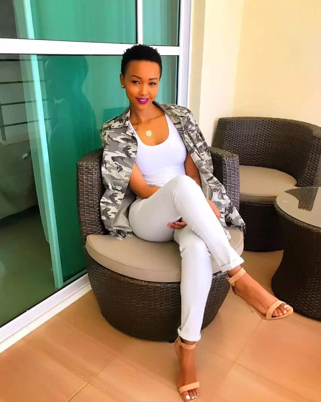 Only good lungula from my future husband will get me off social media - Huddah Monroe