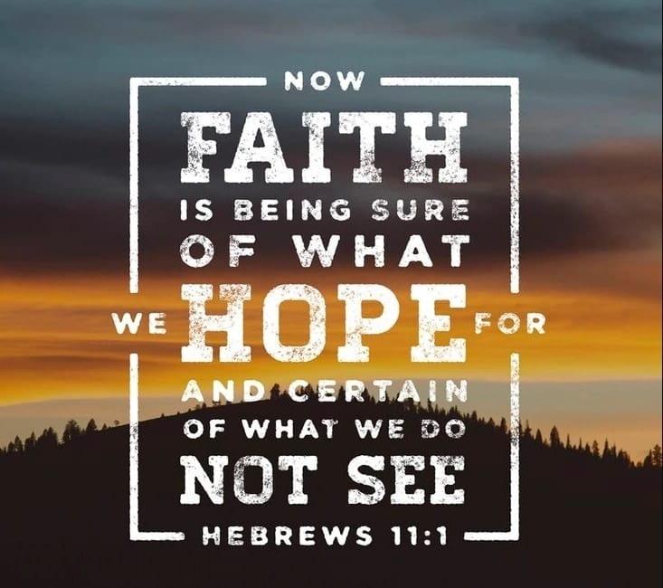 Encouraging bible verses about faith Inspirational bible verses about faith Short bible verses about faith