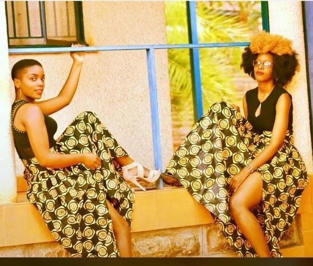 Cute Kitenge Designs For Slim Ladies That Are Trending In