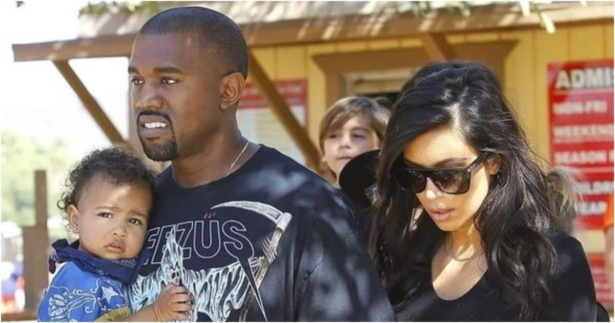 American power couple Kanye West and Kim Kardashian spotted in Uganda