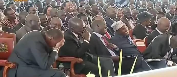 The day Biwott left Uhuru in tears