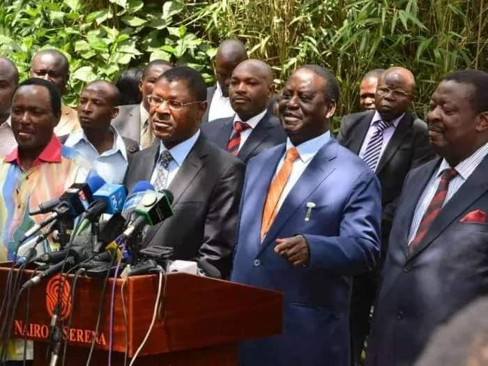 I have not abandoned reforms agenda, but we still needed to engage Jubilee - Raila