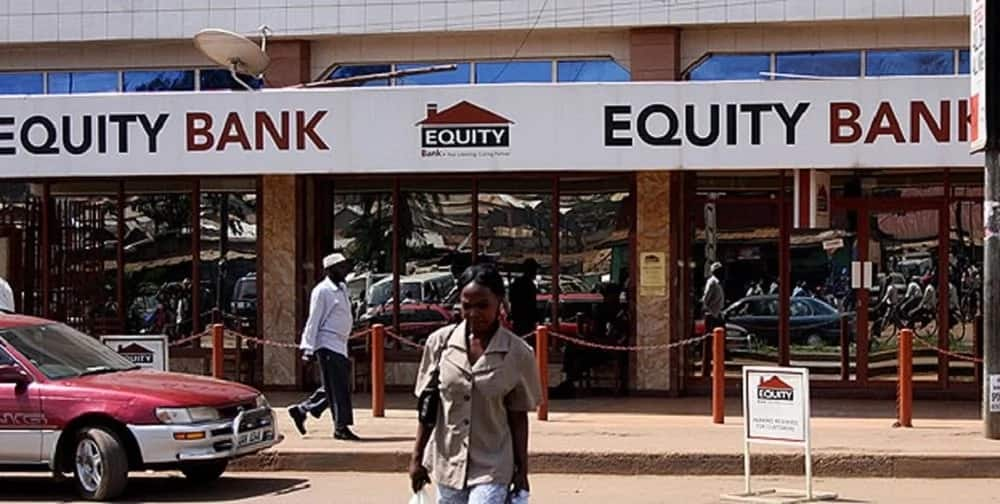 M-Pesa to Equity bank charges. What are the bank fees?