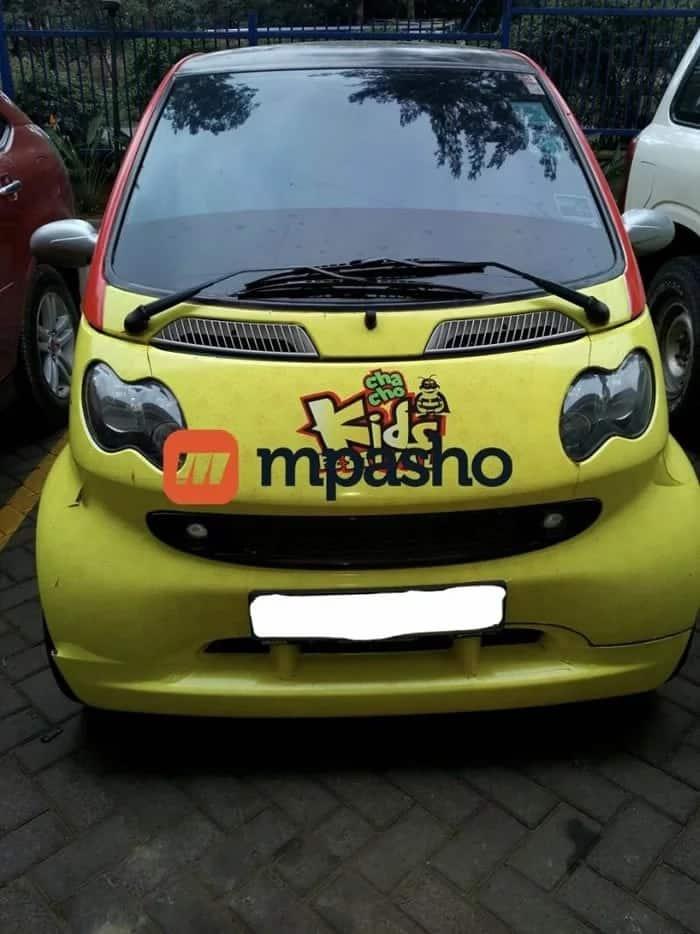 betty kyalo car photos