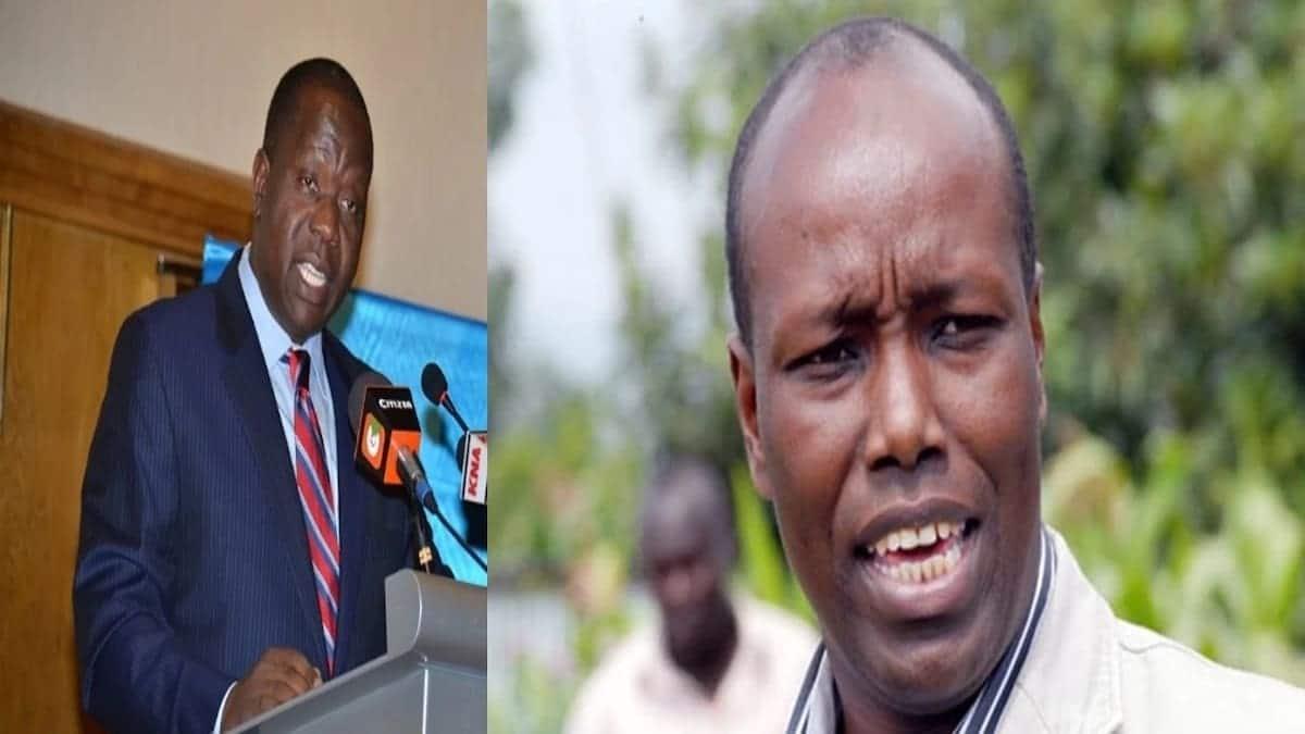 Matiang'i asema Lee Kinyanjui ndiye gavana aliyemfurahisha zaidi
