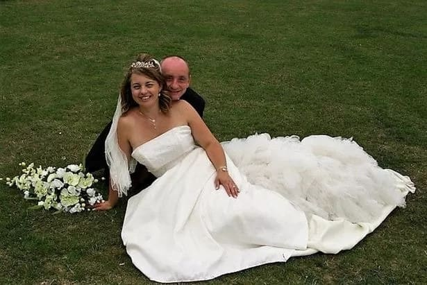 Couple who got married as husband and wife want to renew their vows as wife and wife
