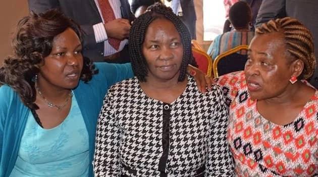 Francis Nyenze's wife speaks