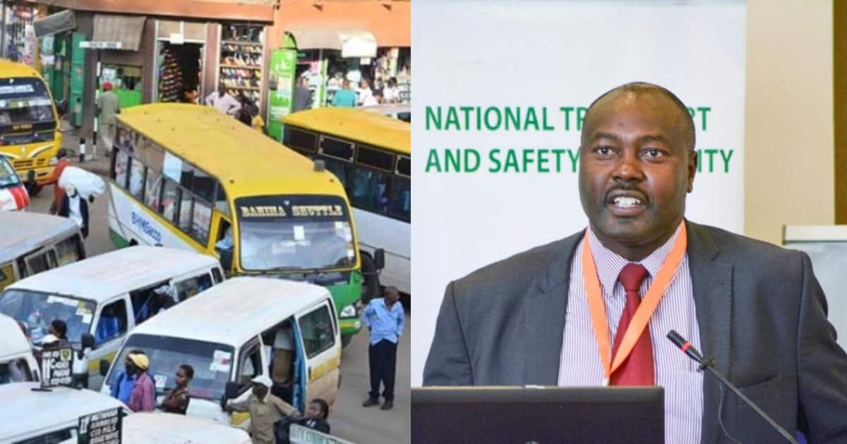 NTSA clarifies only PSVs with capacity of 25 and below should have yellow line on the sides