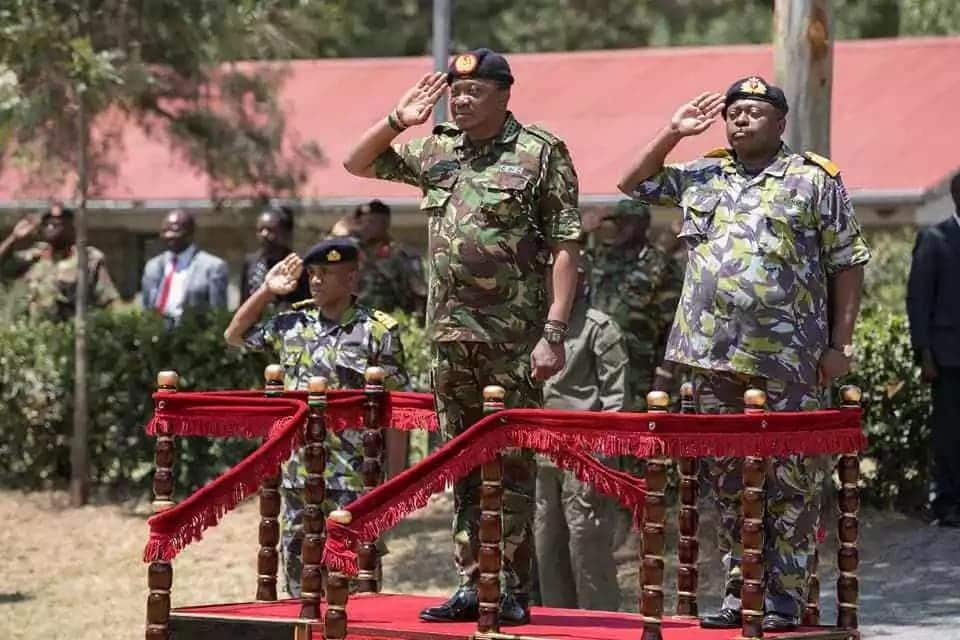 KDF to remain in Somalia as Uhuru rules out withdrawing soldiers from troubled country