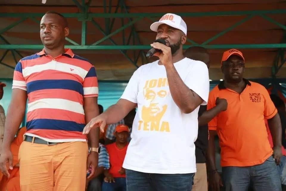 Moha Jicho Pevu aahidi kumlipia karo ya shule nduguye Hassan Joho ambaye 'hajasoma'