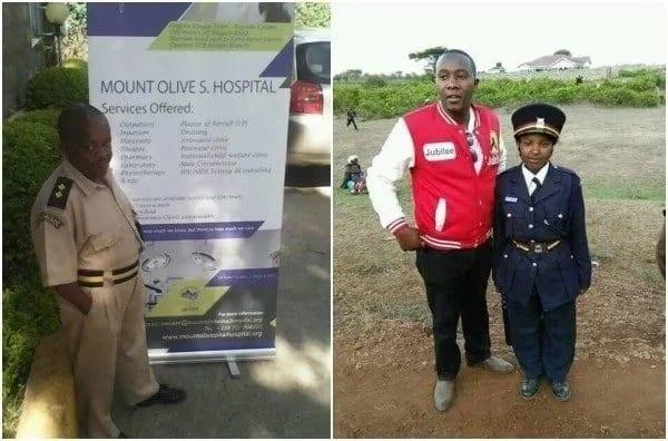 Afisa wa polisi mfupi zaidi katika HISTORIA ya Kenya, na sio Inpekta Mwala (PICHA)