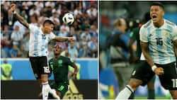 Here is why the referee didn't give Nigeria a penalty for Rojo's handball
