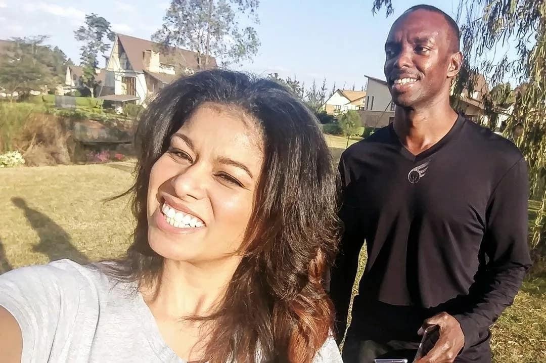 Image result for julie gichuru husband