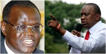 Uhuru might not be happy after Kiraitu's DOUBTFUL statement on Jubilee Party