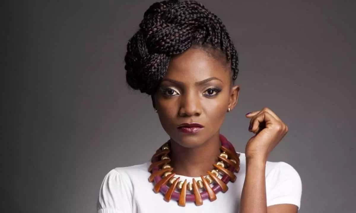 Simi Nigerian female artist