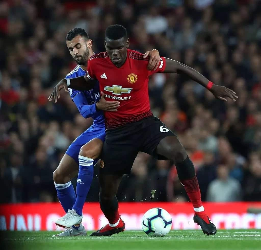 Jose Mourinho reveals that Pogba has never once told him he wants to leave Manchester United