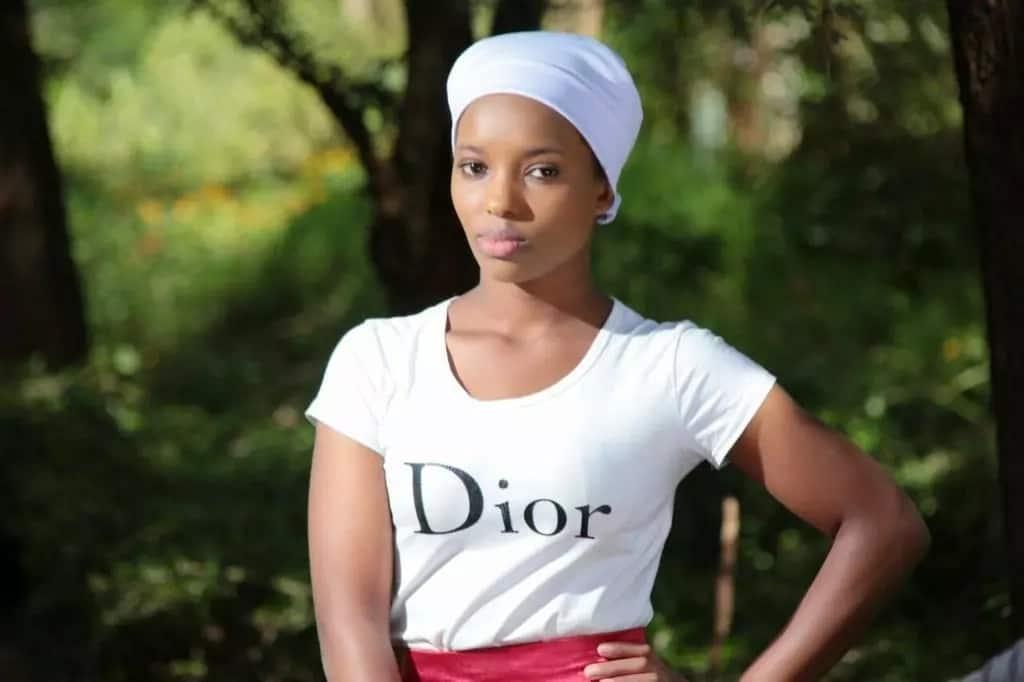 Meet the Akorino lady turning heads on Twitter and making men go wild!
