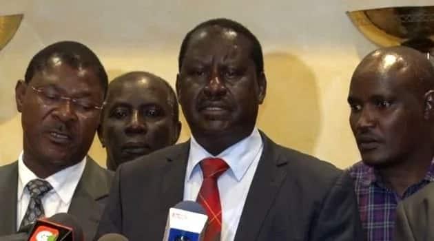 Wenyeji wa Bungoma hawatahi kumsamehe Raila kwa yale yamemfanyikia Wetangula - Mbunge wa Jubilee