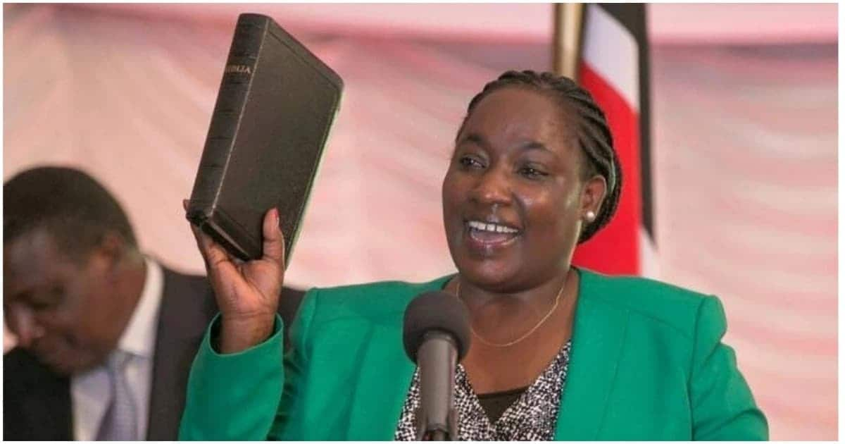 Government to seize KSh 32 million NYS loot from ex-PS Lilian Omollo