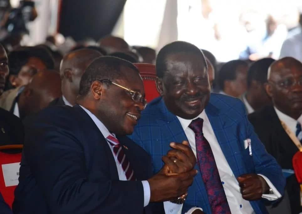 Raila ahubiri amani kwenye hotuba yake kwa magavana, ashauri katiba irekebishwe